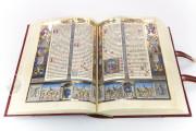 Breviary of Ercole d'Este, ms. Lat. CCCXXIV = Ms. V.G.11 - Biblioteca Estense Universitaria (Modena, Italy) − photo 3
