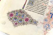 Breviary of Ercole d'Este, ms. Lat. CCCXXIV = Ms. V.G.11 - Biblioteca Estense Universitaria (Modena, Italy) − photo 5