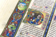 Breviary of Ercole d'Este, ms. Lat. CCCXXIV = Ms. V.G.11 - Biblioteca Estense Universitaria (Modena, Italy) − photo 6