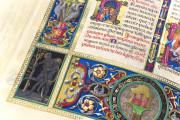 Breviary of Ercole d'Este, ms. Lat. CCCXXIV = Ms. V.G.11 - Biblioteca Estense Universitaria (Modena, Italy) − photo 8