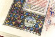 Breviary of Ercole d'Este, ms. Lat. CCCXXIV = Ms. V.G.11 - Biblioteca Estense Universitaria (Modena, Italy) − photo 9