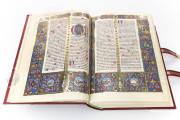 Breviary of Ercole d'Este, ms. Lat. CCCXXIV = Ms. V.G.11 - Biblioteca Estense Universitaria (Modena, Italy) − photo 13