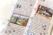 Breviary of Ercole d'Este, ms. Lat. CCCXXIV = Ms. V.G.11 - Biblioteca Estense Universitaria (Modena, Italy) − photo 18