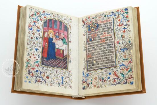 Offiziolo of Maria Antonietta of Savoia, JB. II. 34 - Archivio di Stato di Torino - Museo dell'Archivio di Corte (Turin, Italy) − photo 1
