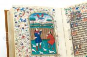 Offiziolo of Maria Antonietta of Savoia, JB. II. 34 - Archivio di Stato di Torino - Museo dell'Archivio di Corte (Turin, Italy) − photo 3