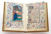 Offiziolo of Maria Antonietta of Savoia, JB. II. 34 - Archivio di Stato di Torino - Museo dell'Archivio di Corte (Turin, Italy) − photo 5
