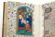 Offiziolo of Maria Antonietta of Savoia, JB. II. 34 - Archivio di Stato di Torino - Museo dell'Archivio di Corte (Turin, Italy) − photo 7