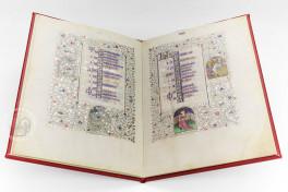 Livre de Laudes et Dèvotions Facsimile Edition