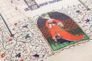 Calendario del Livres de Laudes et Dèvotions, JB. II. 21Bis - Archivio di Stato di Torino - Museo dell'Archivio di Corte (Turin, Italy) − photo 5