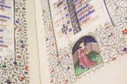 Calendario del Livres de Laudes et Dèvotions, JB. II. 21Bis - Archivio di Stato di Torino - Museo dell'Archivio di Corte (Turin, Italy) − photo 6