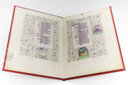 Calendario del Livres de Laudes et Dèvotions, JB. II. 21Bis - Archivio di Stato di Torino - Museo dell'Archivio di Corte (Turin, Italy) − photo 7