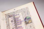 Calendario del Livres de Laudes et Dèvotions, JB. II. 21Bis - Archivio di Stato di Torino - Museo dell'Archivio di Corte (Turin, Italy) − photo 8