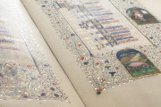 Calendario del Livres de Laudes et Dèvotions, JB. II. 21Bis - Archivio di Stato di Torino - Museo dell'Archivio di Corte (Turin, Italy) − photo 9