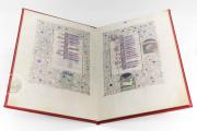 Calendario del Livres de Laudes et Dèvotions, JB. II. 21Bis - Archivio di Stato di Torino - Museo dell'Archivio di Corte (Turin, Italy) − photo 10