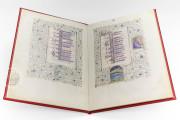 Calendario del Livres de Laudes et Dèvotions, JB. II. 21Bis - Archivio di Stato di Torino - Museo dell'Archivio di Corte (Turin, Italy) − photo 11