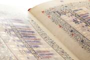 Calendario del Livres de Laudes et Dèvotions, JB. II. 21Bis - Archivio di Stato di Torino - Museo dell'Archivio di Corte (Turin, Italy) − photo 12