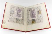 Calendario del Livres de Laudes et Dèvotions, JB. II. 21Bis - Archivio di Stato di Torino - Museo dell'Archivio di Corte (Turin, Italy) − photo 13