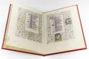 Calendario del Livres de Laudes et Dèvotions, JB. II. 21Bis - Archivio di Stato di Torino - Museo dell'Archivio di Corte (Turin, Italy) − photo 14