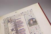 Calendario del Livres de Laudes et Dèvotions, JB. II. 21Bis - Archivio di Stato di Torino - Museo dell'Archivio di Corte (Turin, Italy) − photo 15