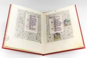 Calendario del Livres de Laudes et Dèvotions, JB. II. 21Bis - Archivio di Stato di Torino - Museo dell'Archivio di Corte (Turin, Italy) − photo 16