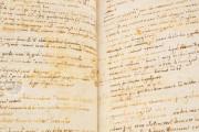 Pontormo's Diary, Florence, Biblioteca Nazionale Centrale, ms Magl. VIII 1490 − Photo 3