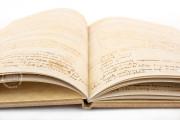 Pontormo's Diary, Florence, Biblioteca Nazionale Centrale, ms Magl. VIII 1490 − Photo 7