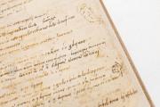 Pontormo's Diary, Florence, Biblioteca Nazionale Centrale, ms Magl. VIII 1490 − Photo 9