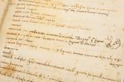 Pontormo's Diary, Florence, Biblioteca Nazionale Centrale, ms Magl. VIII 1490 − Photo 11