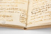 Pontormo's Diary, Florence, Biblioteca Nazionale Centrale, ms Magl. VIII 1490 − Photo 12