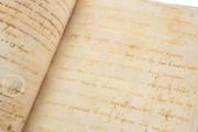 Pontormo's Diary, Florence, Biblioteca Nazionale Centrale, ms Magl. VIII 1490 − Photo 15