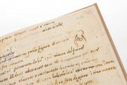 Pontormo's Diary, Florence, Biblioteca Nazionale Centrale, ms Magl. VIII 1490 − Photo 16