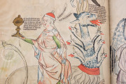 Biblia Pauperum: Apocalypsis: The Weimar Manuscript , Weimar, Herzogin Anna Amalia Bibliothek, Cod. Fol. max. 4 − Photo 6