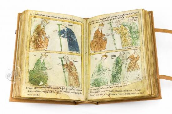 Bible of Pamplona, Cod.I.2.4° 15 - Collection Oettingen-Wallenstein, Universitätsbibliothek Augsburg (Germany) − photo 1