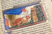 Apocalypse Yates Thompson, London, British Library, Ms Yates Thompson 10 − Photo 10