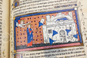 Apocalypse Yates Thompson, London, British Library, Ms Yates Thompson 10 − Photo 17
