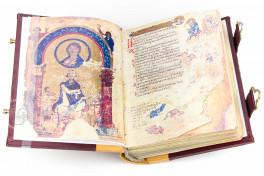 Chludov Psalter Facsimile Edition