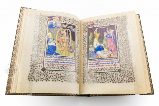 Belles Heures of Jean Duke of Berry, Acc. No. 54.1.1 - The Metropolitan Museum of Art (New York, USA) − photo 1