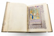 Belles Heures of Jean Duke of Berry, Acc. No. 54.1.1 - The Metropolitan Museum of Art (New York, USA) − photo 4
