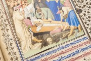 Belles Heures of Jean Duke of Berry, Acc. No. 54.1.1 - The Metropolitan Museum of Art (New York, USA) − photo 8