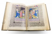 Belles Heures of Jean Duke of Berry, Acc. No. 54.1.1 - The Metropolitan Museum of Art (New York, USA) − photo 9