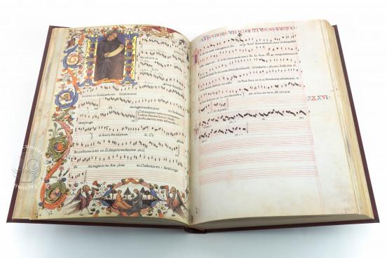 Squarcialupi Codex, Ms. Palatino 87 - Biblioteca Medicea Laurenziana (Florence, Italy) − photo 1
