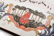Squarcialupi Codex, Ms. Palatino 87 - Biblioteca Medicea Laurenziana (Florence, Italy) − photo 16