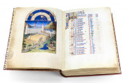 Les Tres Riches Heures of the Duke of Berry, Ms. 65 - Musee Conde (Chantilly, France) − photo 10