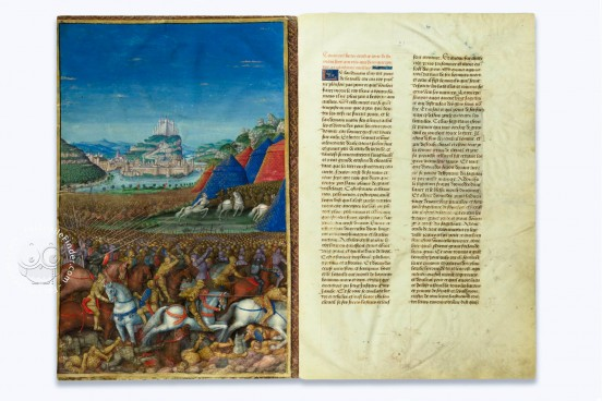 History of the Trojan War, Paris, Bibliothèque Nationale de France, NAF 24920 − Photo 1
