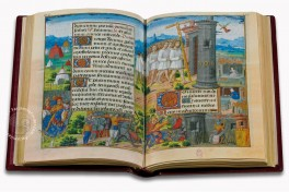 Book of Hours of Charles V Facsimile Edition