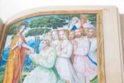 Book of Hours of Charles V, Madrid, Biblioteca Nacional de España, Cod. Vitr. 24‐3 − Photo 6