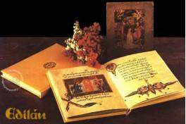 Akathistos hymnos Facsimile Edition