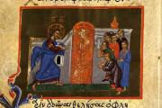 Akathistos hymnos, R.I.19 - Real Biblioteca del Monasterio (San Lorenzo de El Escorial, Spain) − photo 2