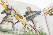 Gladiatoria, Ms. Germ. Quart. 16 - Biblioteka Jagiellońska (Cracow, Poland) − photo 2