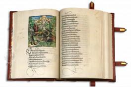 Maximilian I and Melchior Pfintzing Teuerdank Facsimile Edition